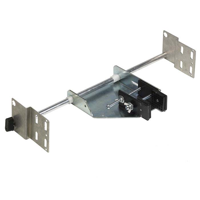 "Blade Guide Vise Assembly for Dura-BULL 6"" Trim Saw"