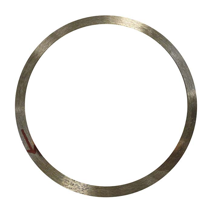 Apollo Double-Sided Replacement Saw Blade for Apollo Ring Saw, Fine Grit