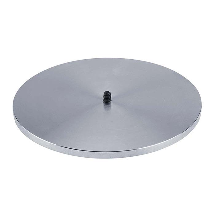"Aluminum Spin-On Polishing Disc for 6"" Discs"
