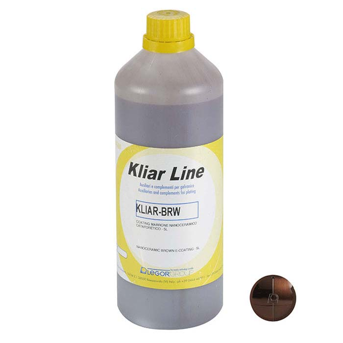 Kliar Nano-Ceramic E-Coating, Brown