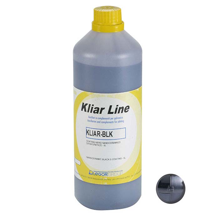 Kliar Nano-Ceramic E-Coating, Black