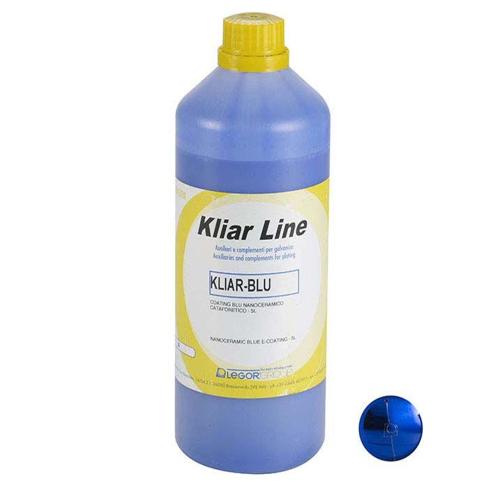Kliar Nano-Ceramic E-Coating, Blue
