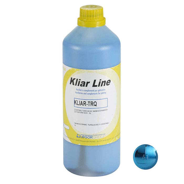 Kliar Nano-Ceramic E-Coating, Turquoise