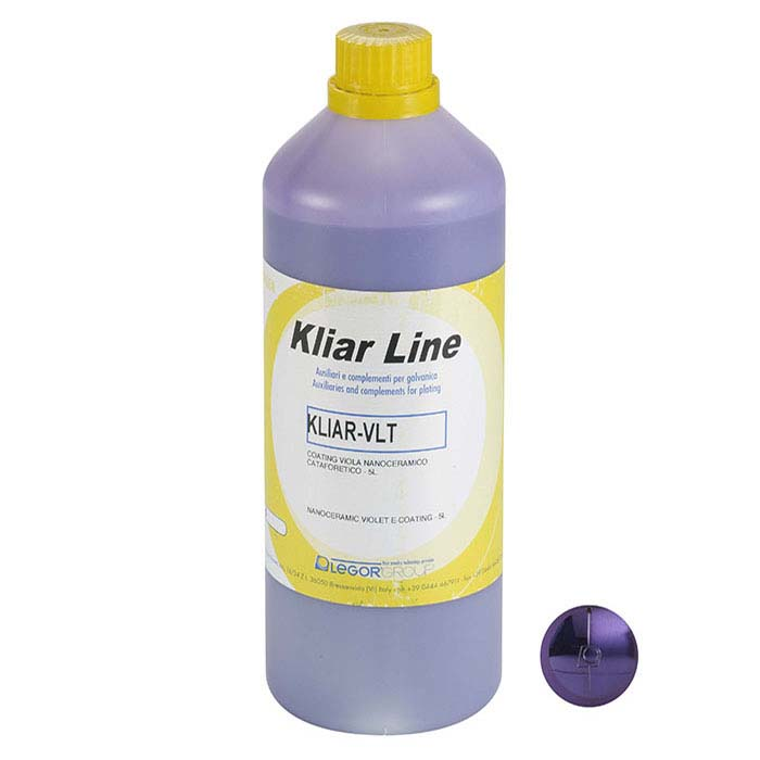 Kliar Nano-Ceramic E-Coating, Violet