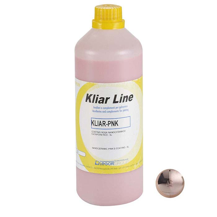 Kliar Nano-Ceramic E-Coating, Pink