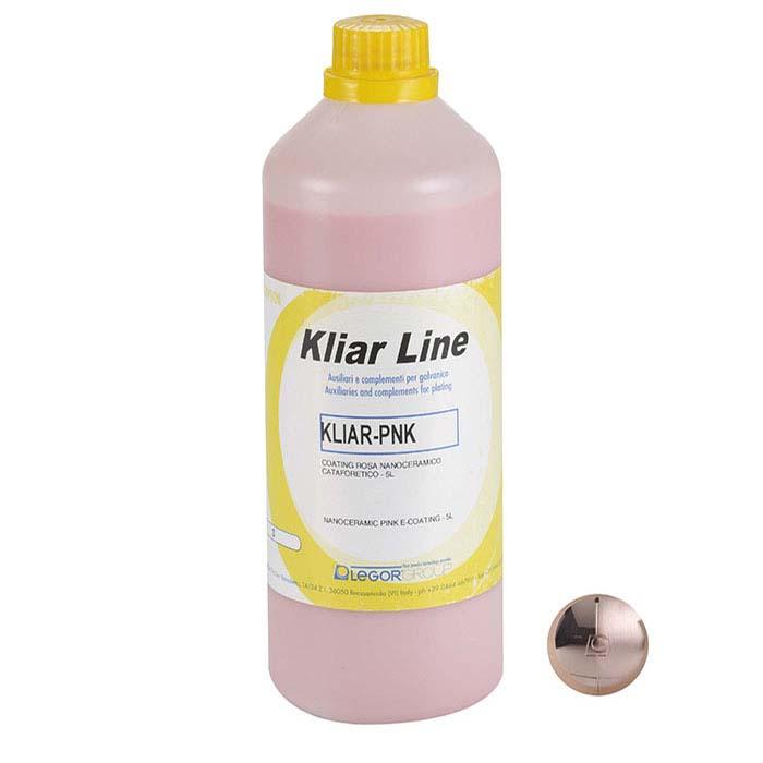 Kliar Nano-Ceramic E-Coating, Pink