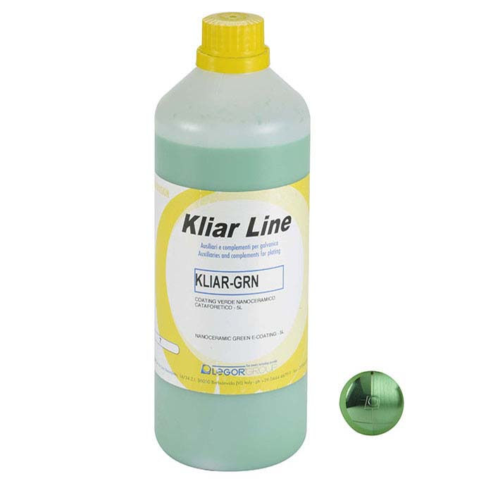 Kliar Nano-Ceramic E-Coating, Green