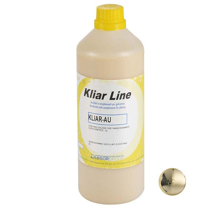 Kliar Nano-Ceramic E-Coating, Gold