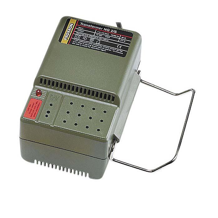 Proxxon Model NG2S AC Power Adapter