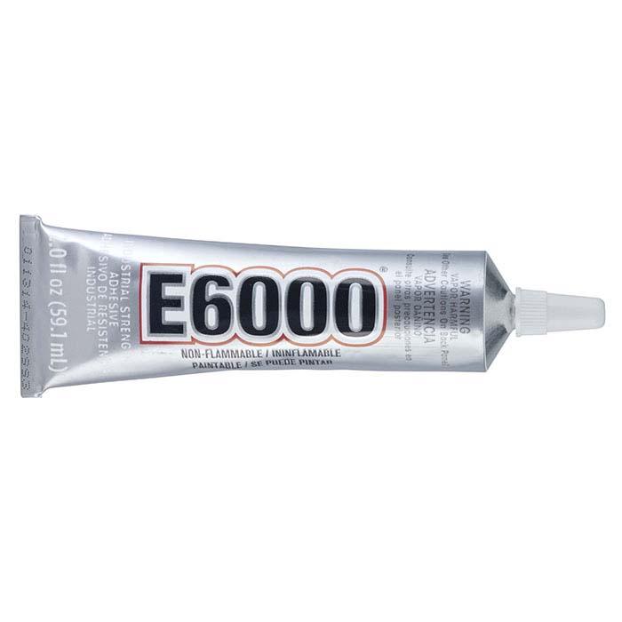E6000 Clear Adhesive, 2 fl. oz.