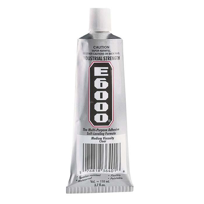 E6000® Clear Adhesives
