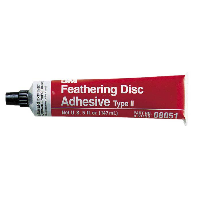 3M Feathering Disc Adhesive