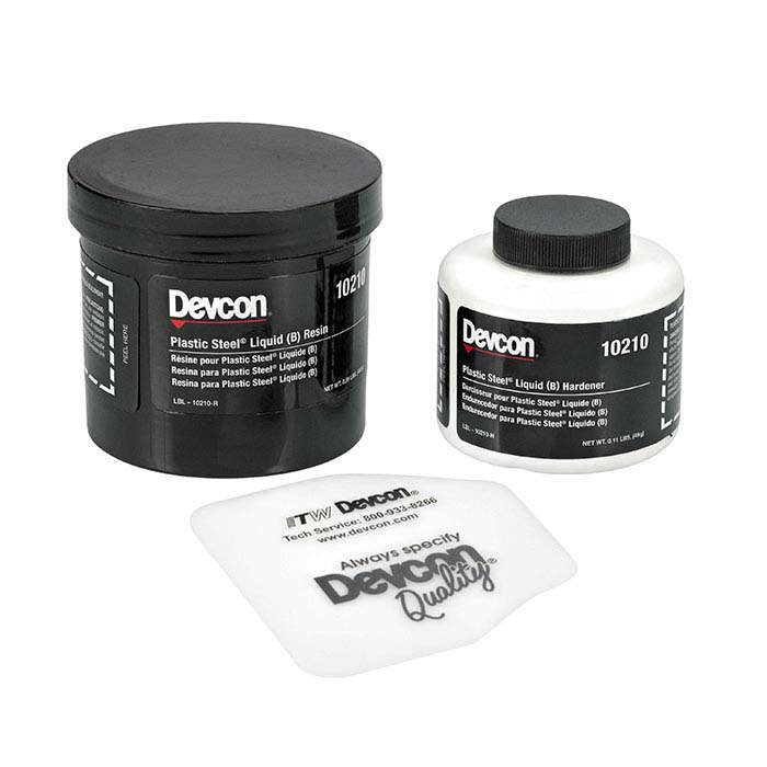 Devcon Plastic Steel Epoxy, Type B