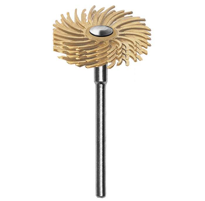 "Dedeco® Sunburst® 7/8"" Radial 4-Ply Disc, 6-Micron"