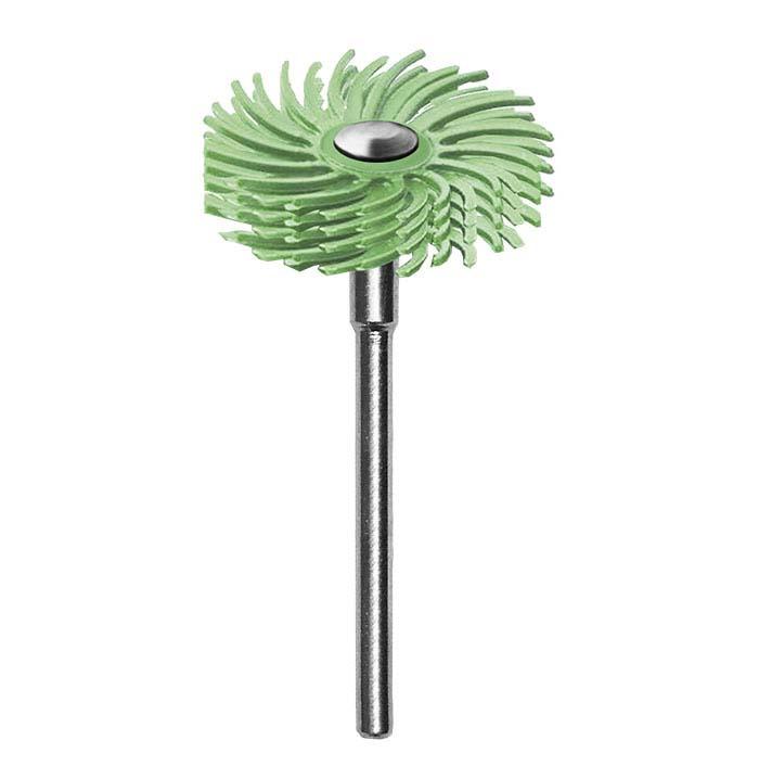 "Dedeco® Sunburst® 7/8"" Radial 4-Ply Disc, 1-Micron"