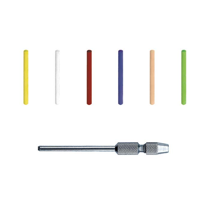 Dedeco® Sunburst® 2mm Polishing Pin Kit