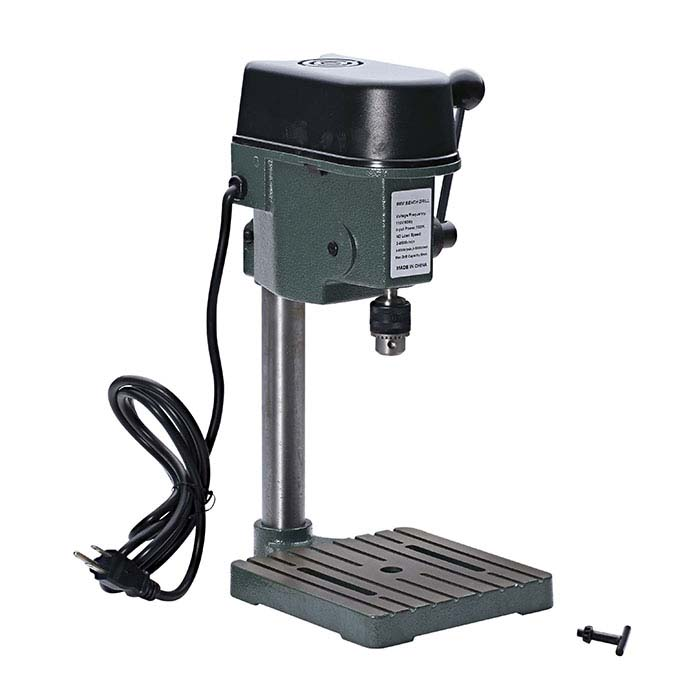 Variable-Speed Mini Drill Press