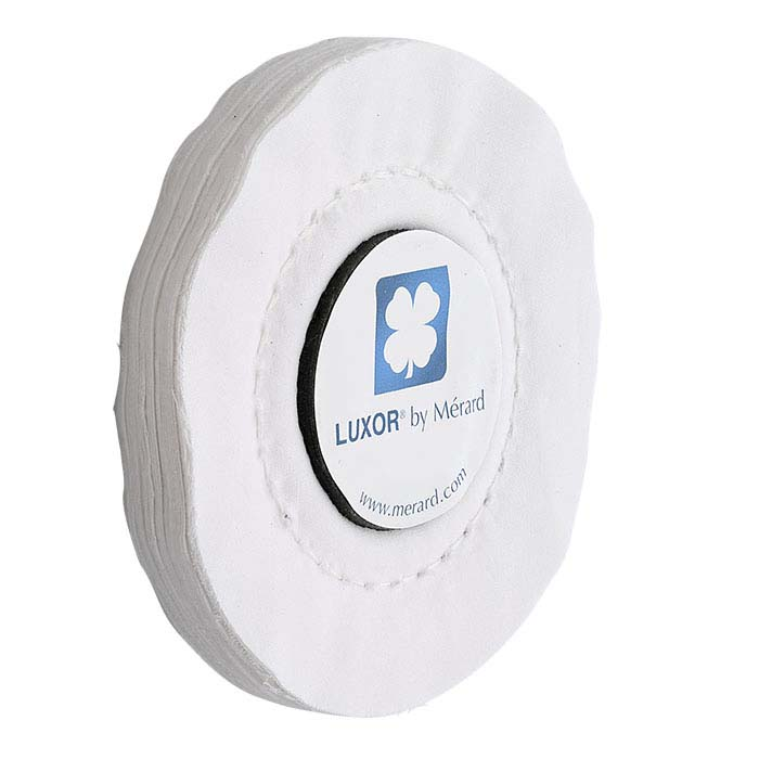 "Merard TPB Cotton Buff, 4"" x 50-Ply"