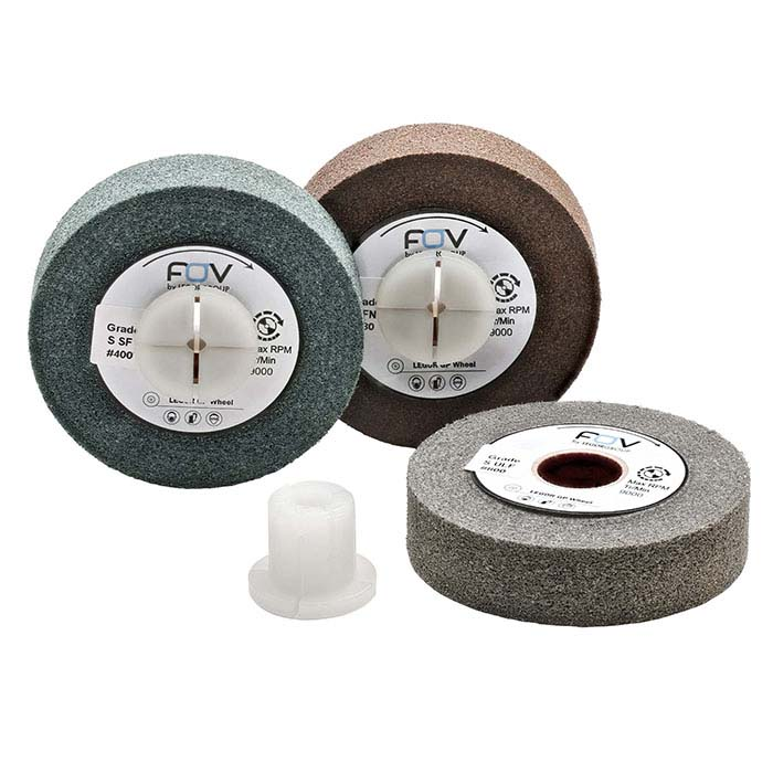 FOV by Legor® Group Blending & Polishing Wheels