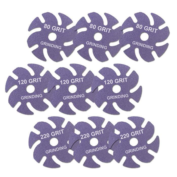 3M JoolTool™ Ceramic Purple Disc Assortment
