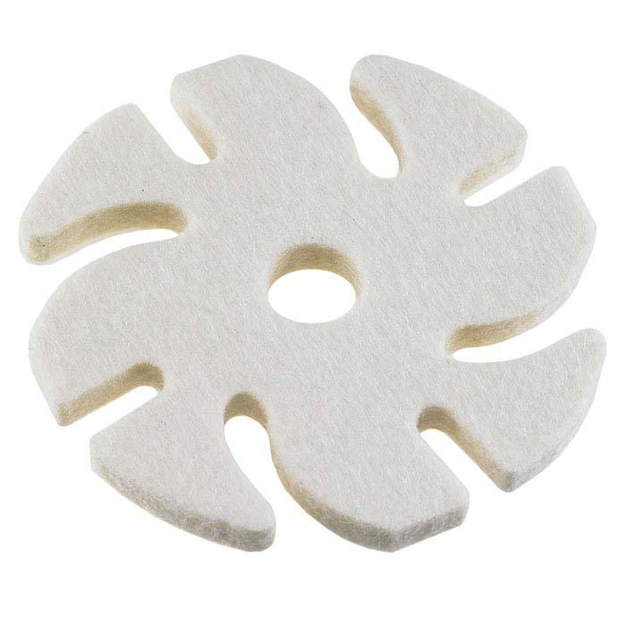"""JoolTool™ 3M Buff and Polishing Felt Wheel, 3"""""""