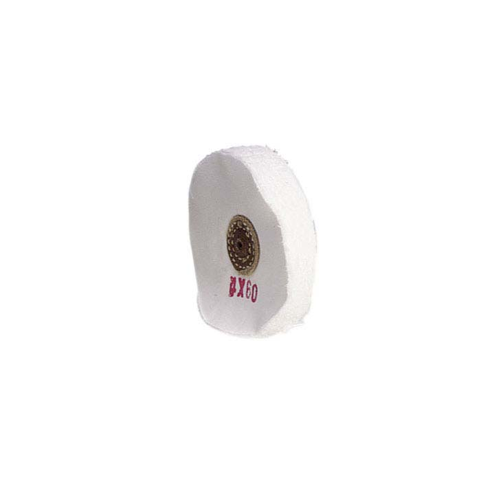 "Balloon Cloth Buffing Wheel, 4"" x 60-Ply"