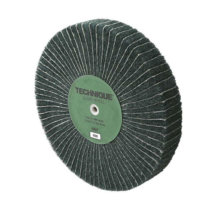 "Technique 6"" Combi Wheels"
