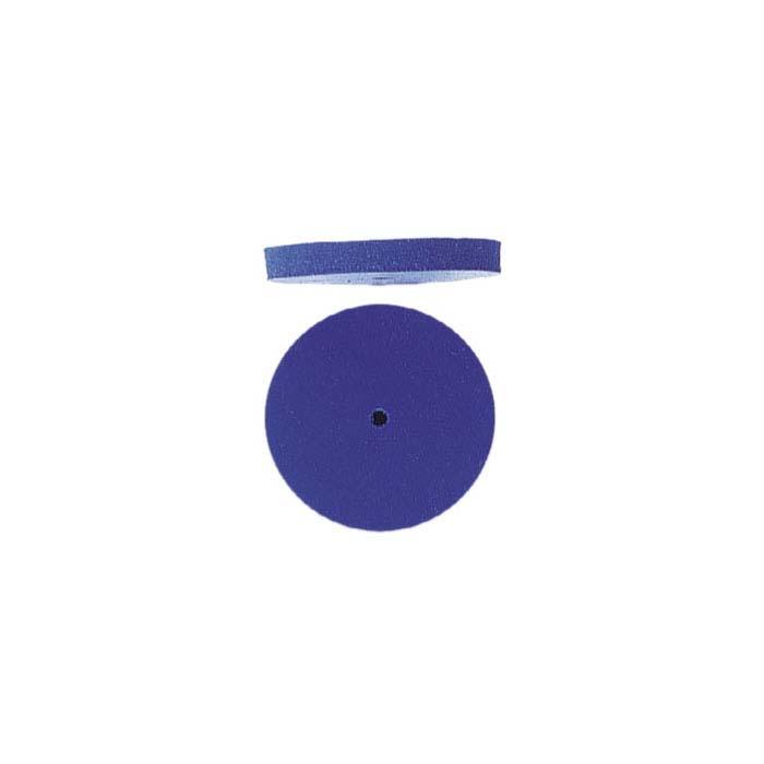 EVE High-Flex Blue Flat-Edge Wheel Polisher, Medium