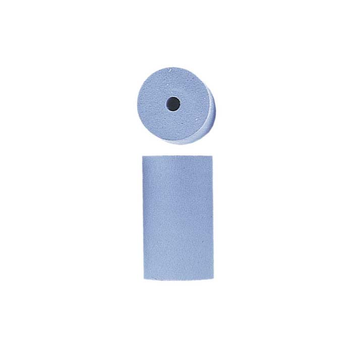 EVE Silicone Light Blue Cylinder Polisher, Fine