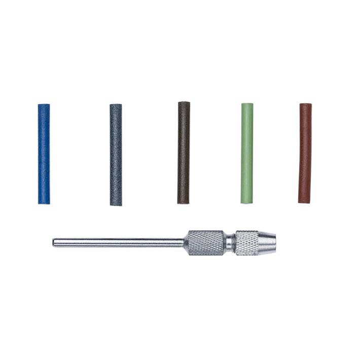 Silicone Polishing Pin Kit, 3mm