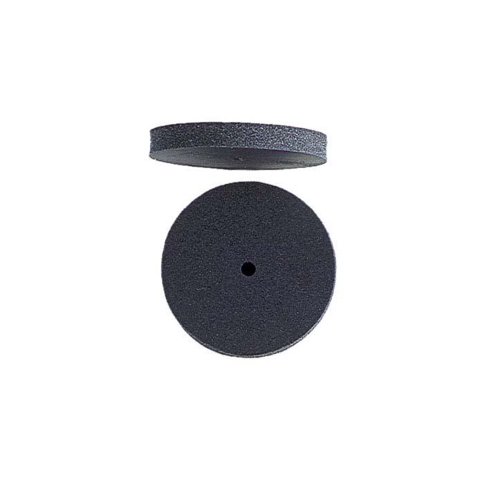EVEFlex Black Flat-Edge Wheel Polisher, Medium