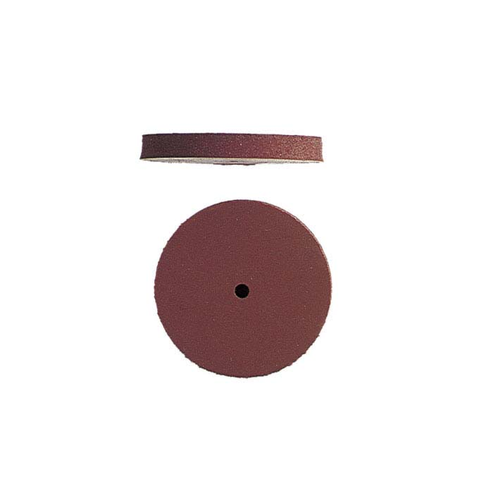 EVEFlex Brown Flat-Edge Wheel Polisher, Fine