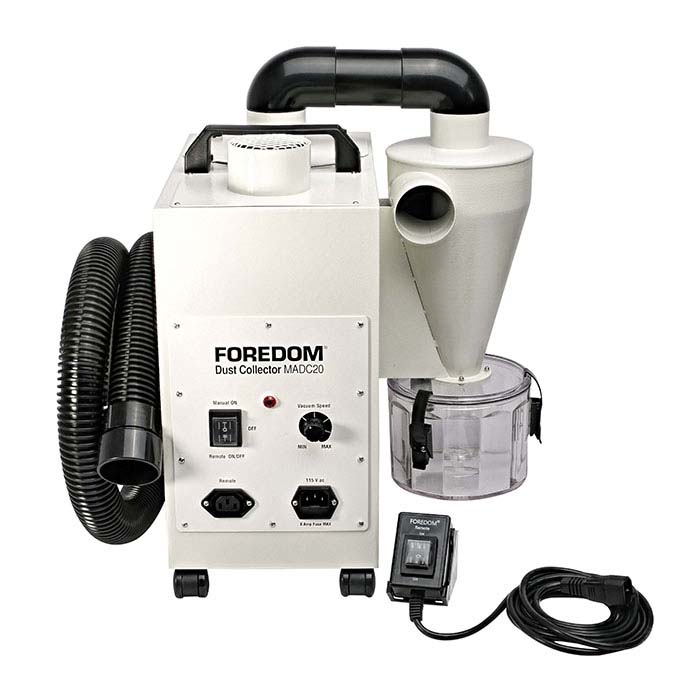 Foredom® Dust Collector