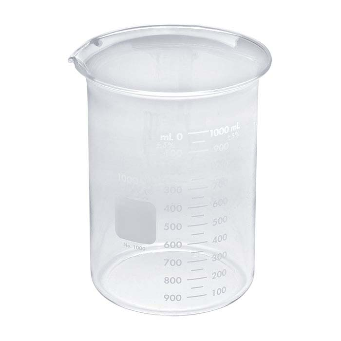 Pyrex Beaker, 1,000ml