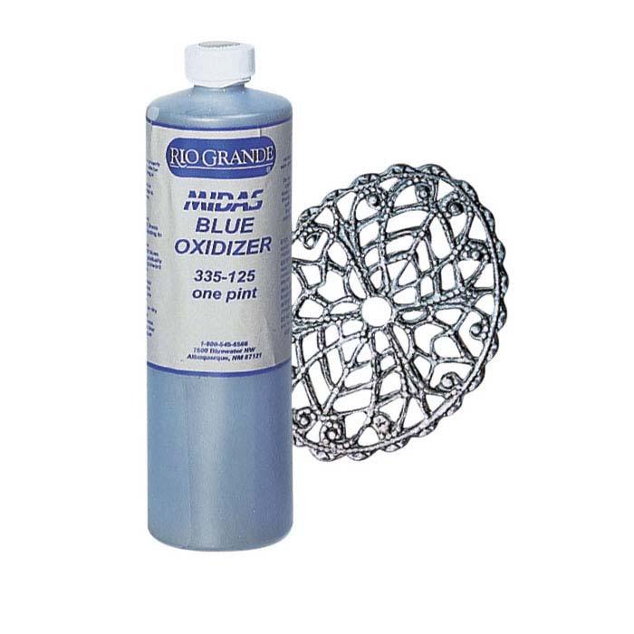 Midas Blue Oxidizer Solution