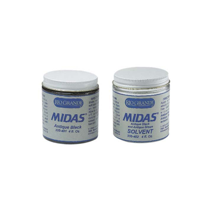 Midas Background Antique and Solvent Kit