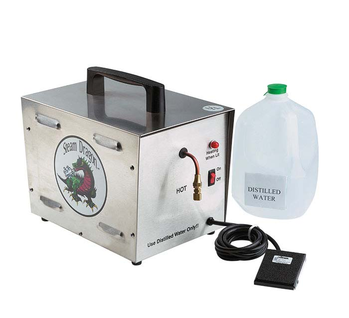 Silver Dragon Atmospheric Steam Cleaner