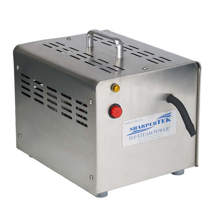 SharperTek™ Tankless Steam Cleaner