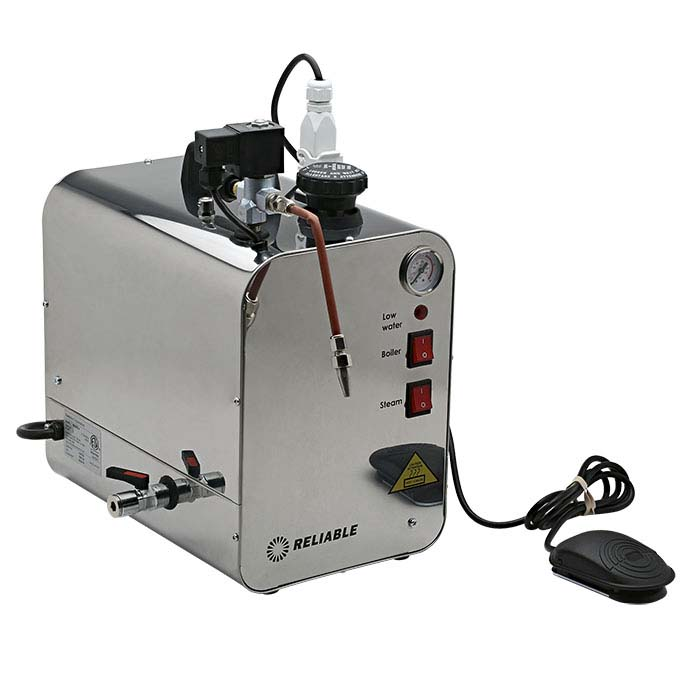 Reliable 6000CJ Steam Cleaner