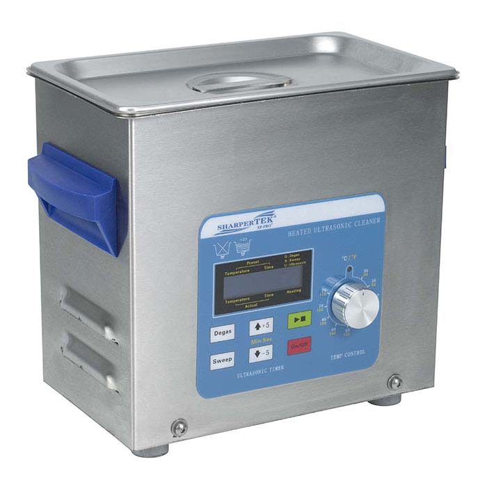 Sharpertek 3 Liter Ultrasonic Cleaner