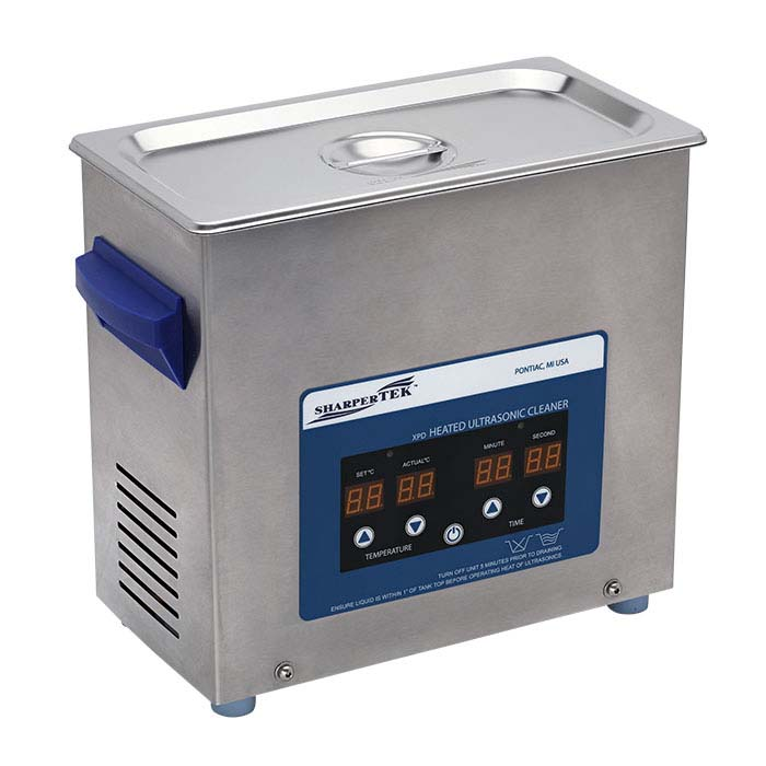 SharperTek™ 6-Liter Ultrasonic Cleaner