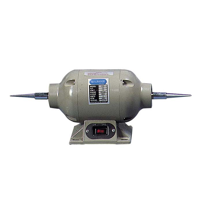"Heavy-Duty 5/8"" Straight-Shaft Polishing Motor, 1/2hp"