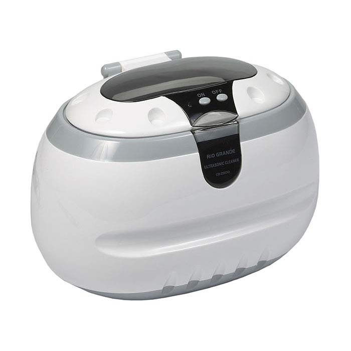 Mini Ultrasonic Cleaner, 0.6-Liter