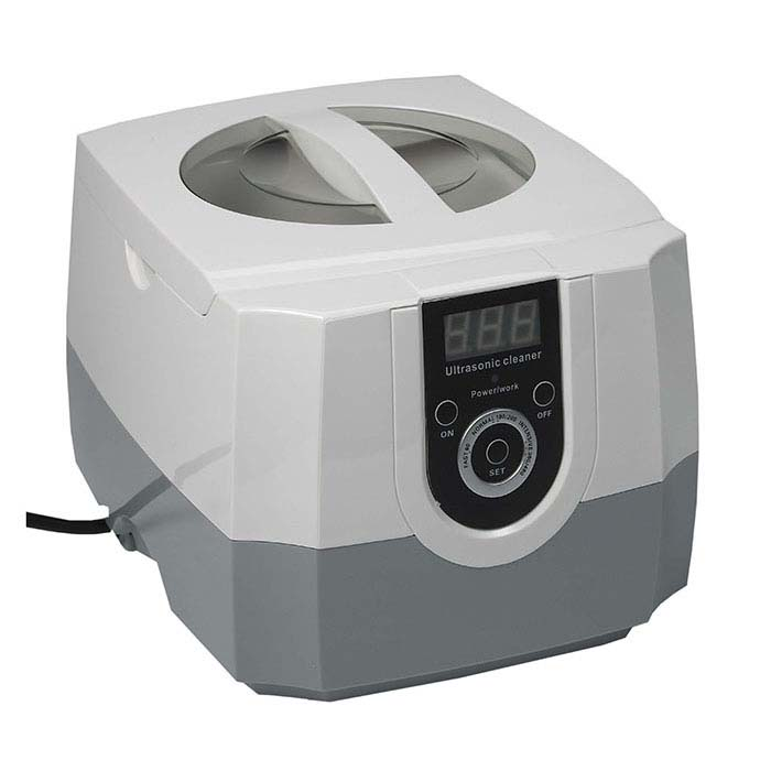 Digital Ultrasonic Cleaner, 1.2-Quart