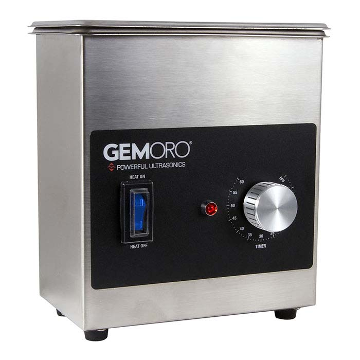 GemOro® Next Generation Ultrasonic Cleaner, 1.5-Pint