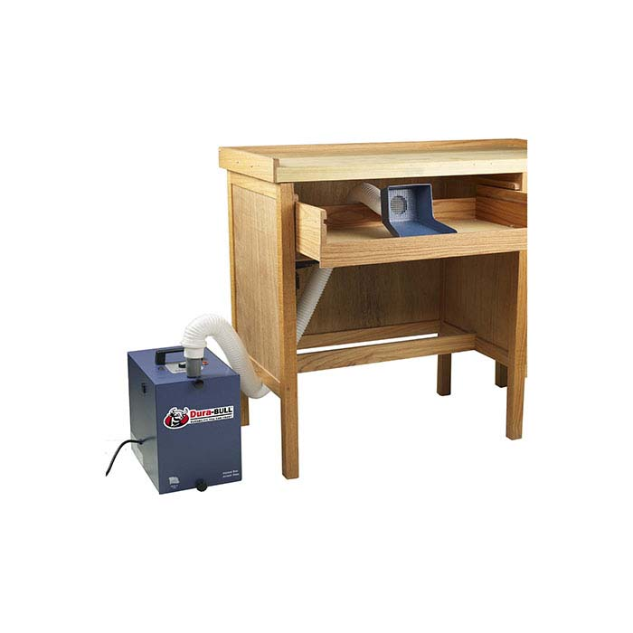 Dura-BULL® Bench Dust Collection System