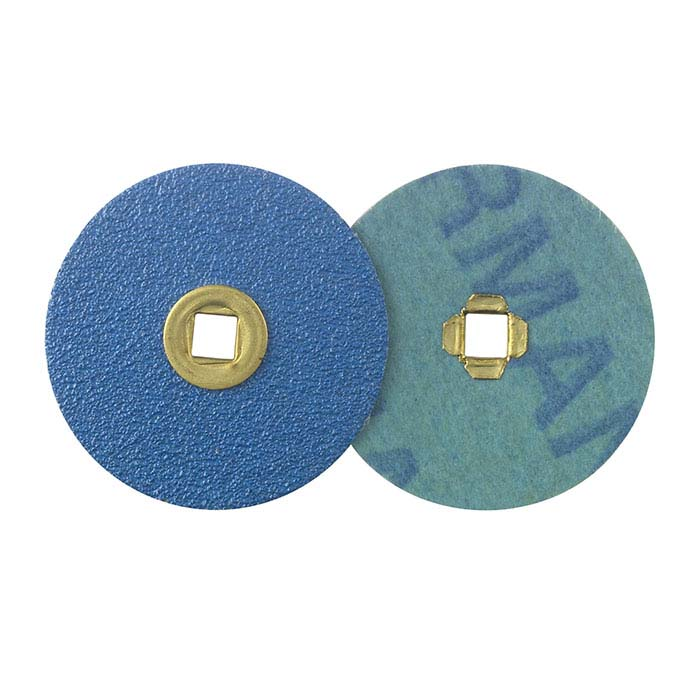 Blue Disc Coarse Snap-On Sanding Disc