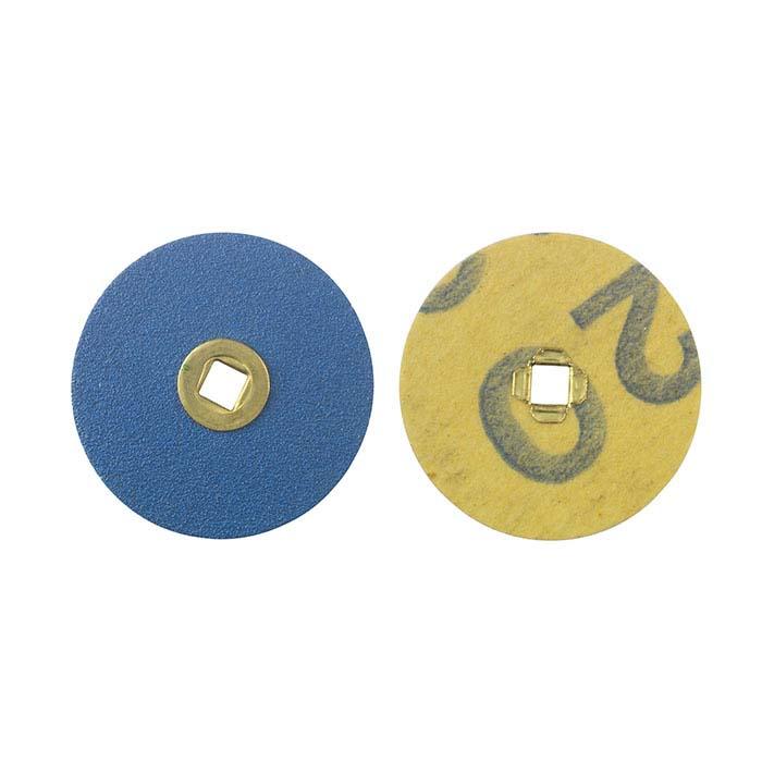 Blue Disc Medium Snap-On Sanding Disc