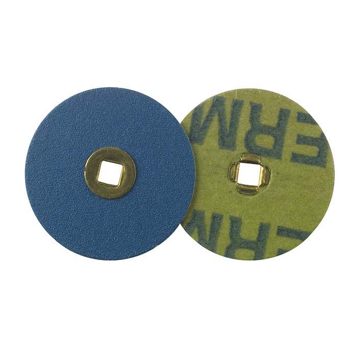 Blue Disc Fine Snap-On Sanding Disc