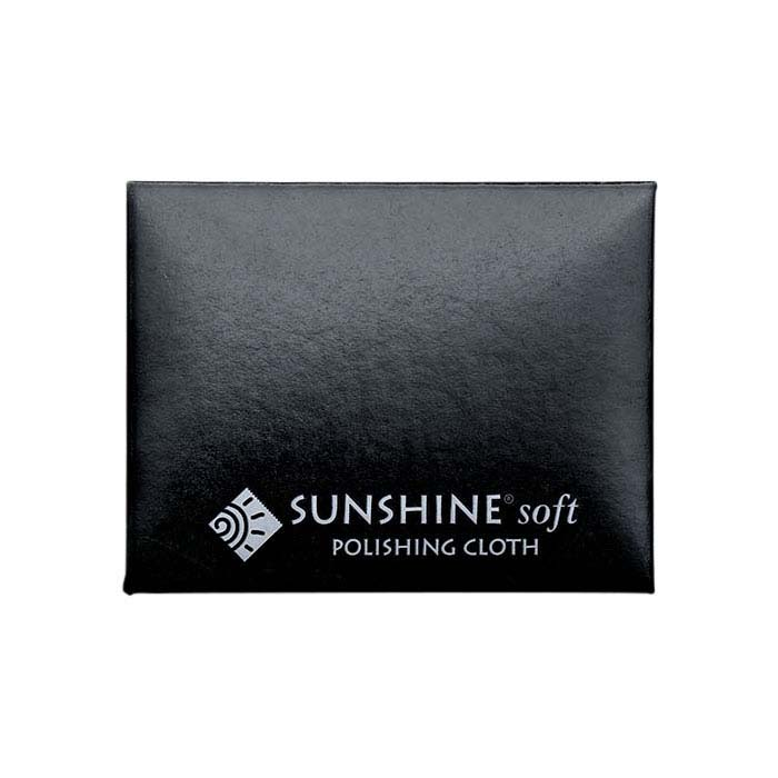 "Sunshine® Soft Cloth in Individual Envelope, 3-3/4"" x 2-1/2"""
